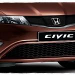 Honda Civic facelift grill