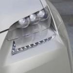 Lexus LF-Gh headlight