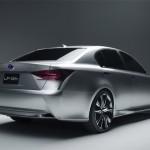 Lexus LF-Gh rear