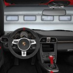 Porsche 911 GT3 RS 4.0 interior