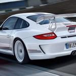 Porsche 911 GT3 RS 4.0 rear