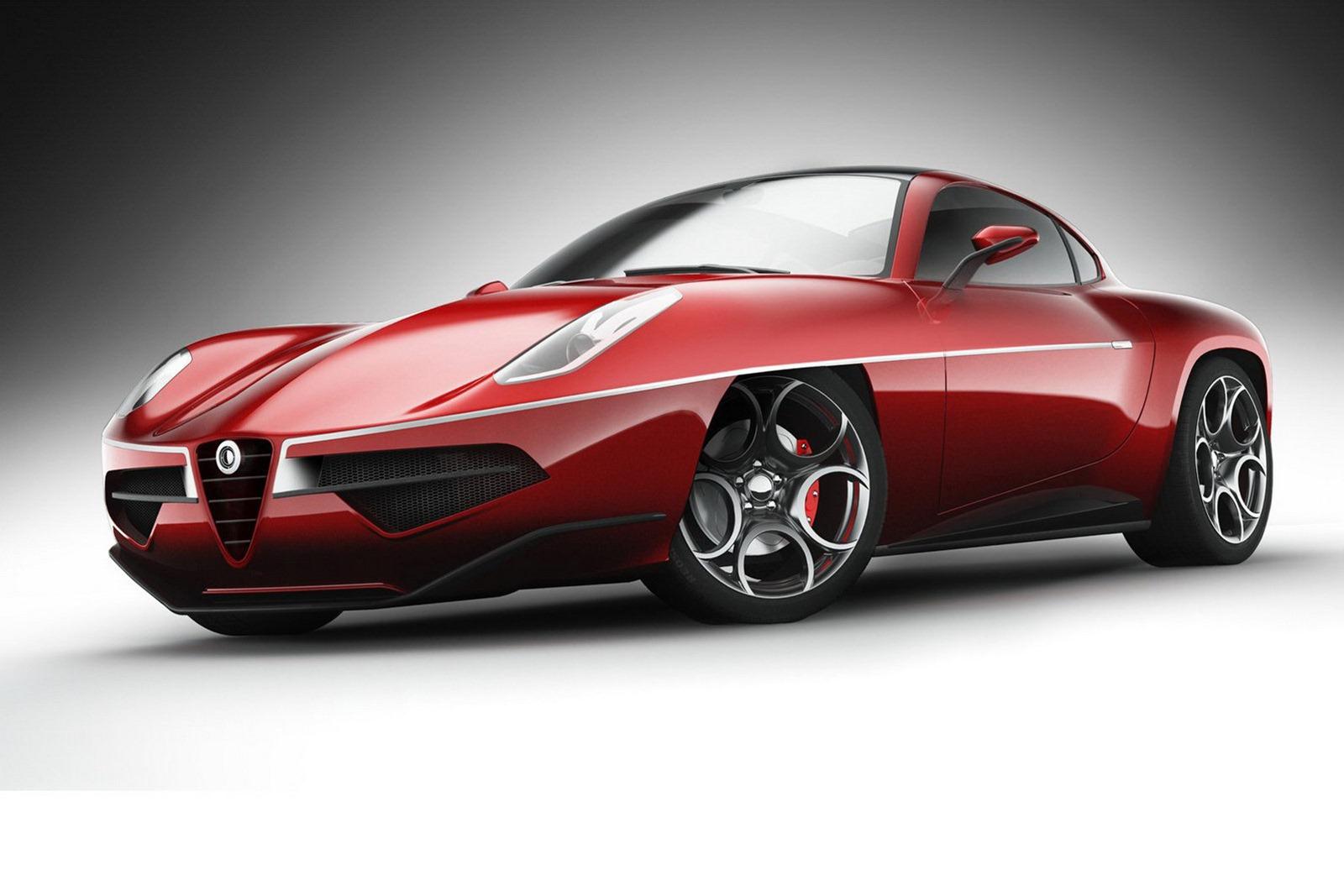 Disco Volante 2012 concept
