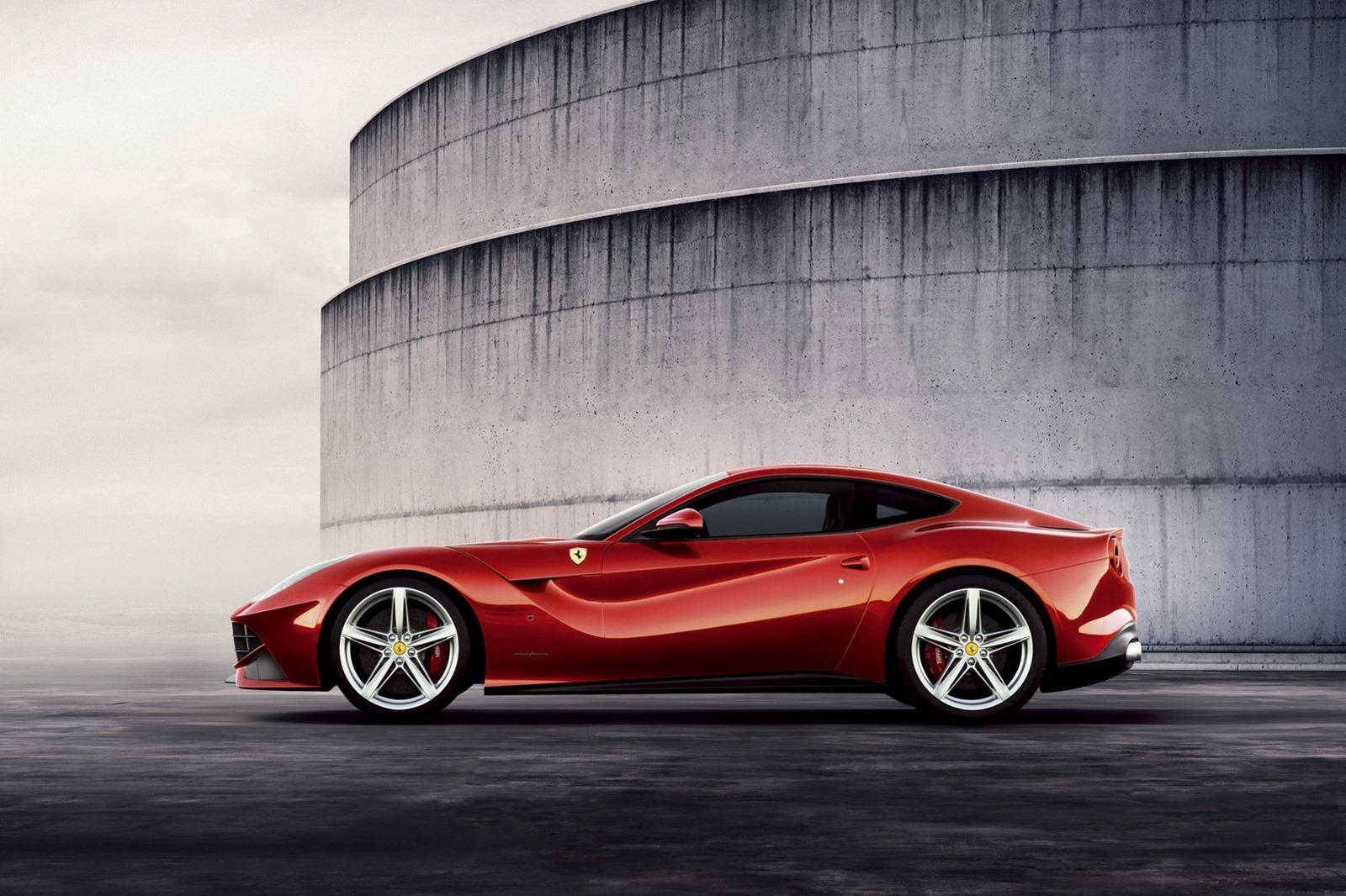 Ferrari F12 Berlientta