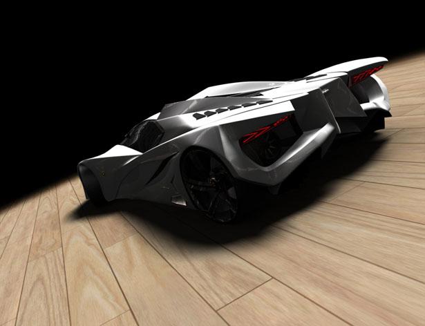 Lamborghini Ferruccio Design Study concept