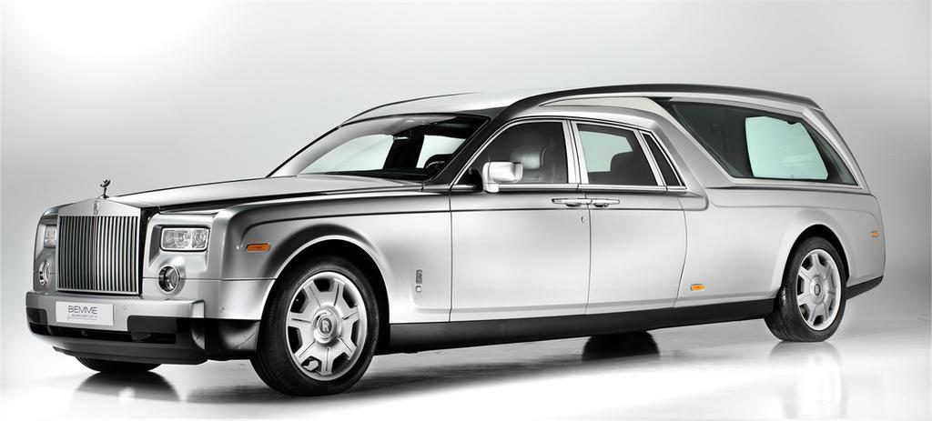 Rolls Royce Phantom B12 Hearse