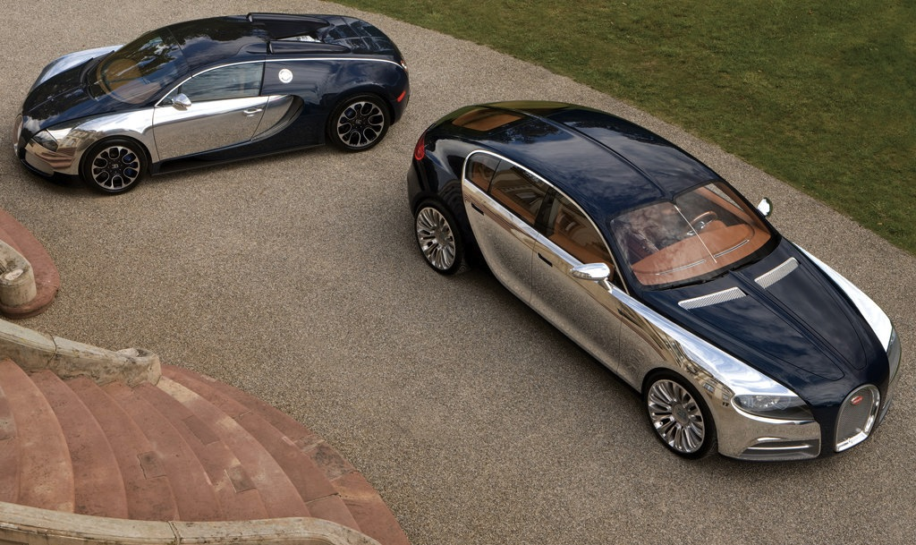 Bugatti Galibier & Veyron
