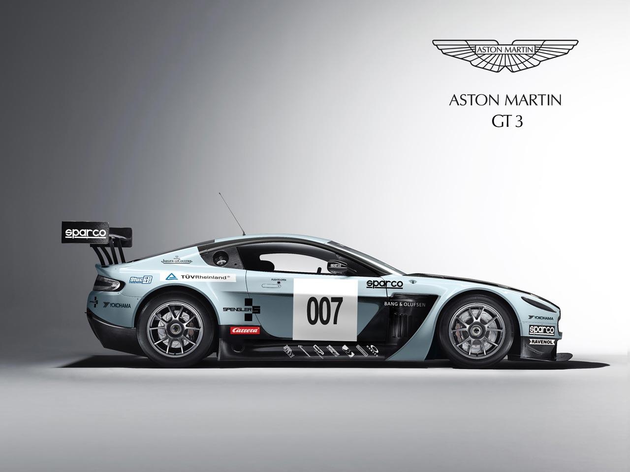 Aston Martin endurance racer