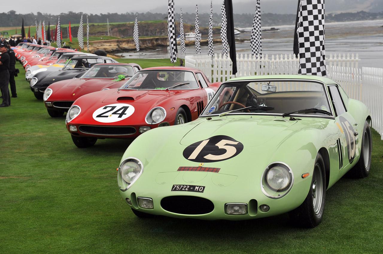 1962 Ferrari 250 GTO for Stirling Moss