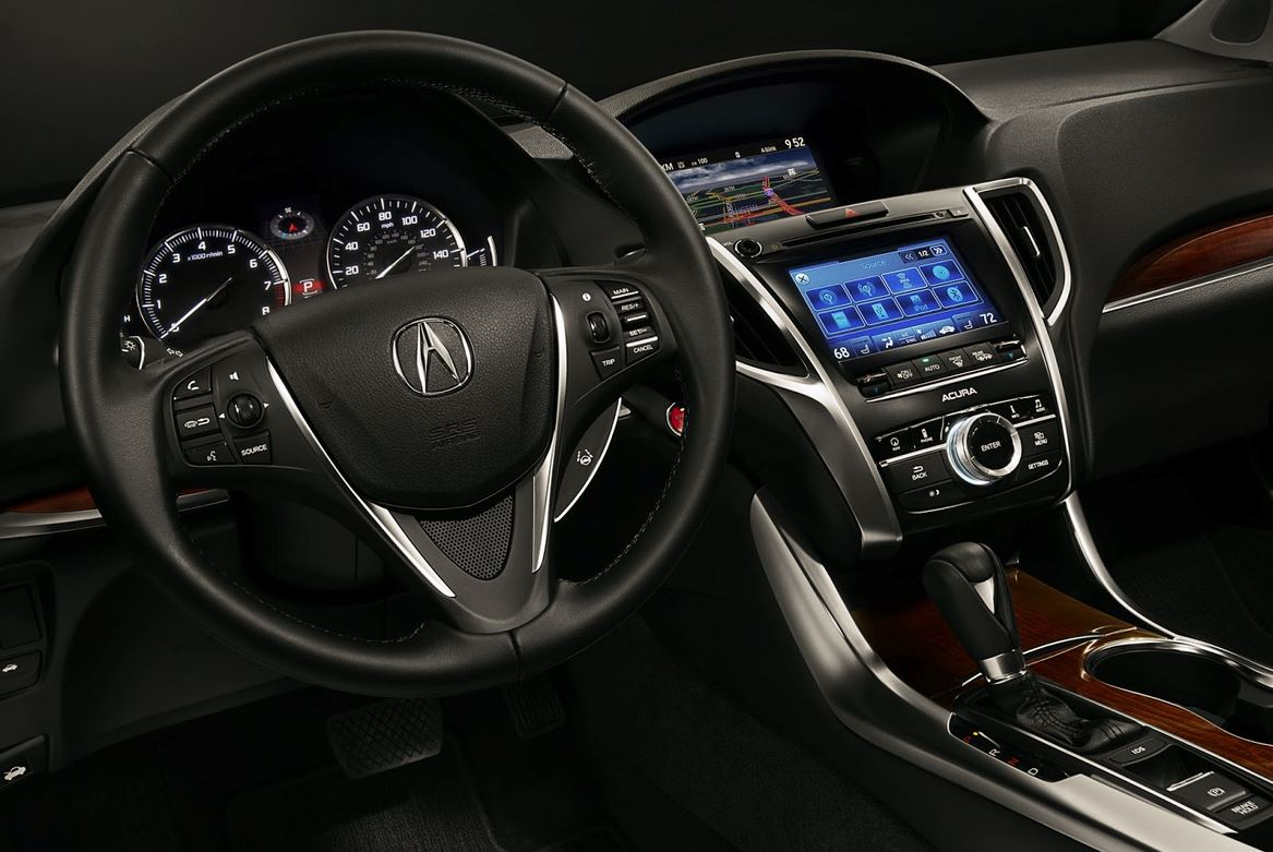 Acura 2015 TLX