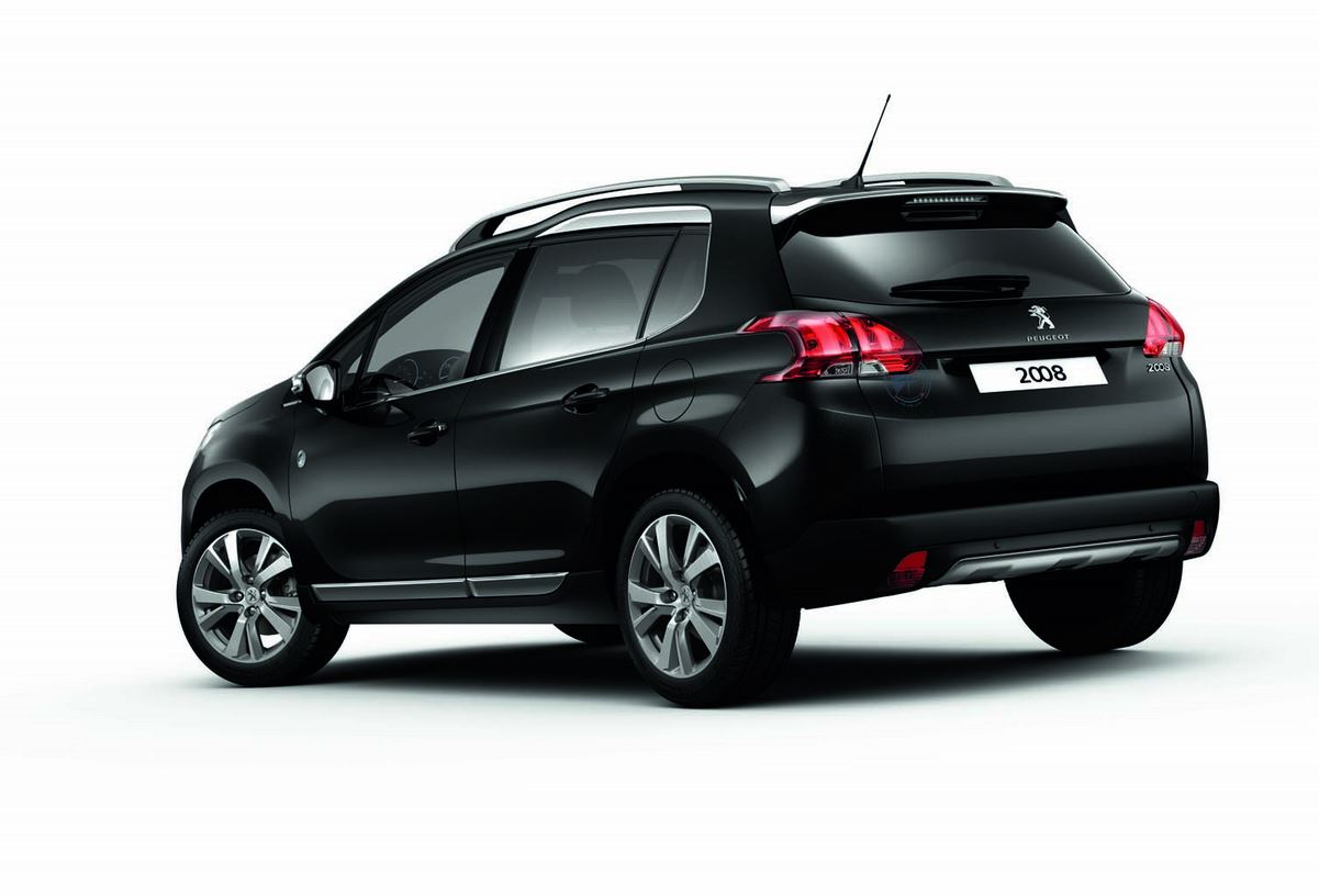 Peugeot 2008 and 3008 Crossway Special Editions