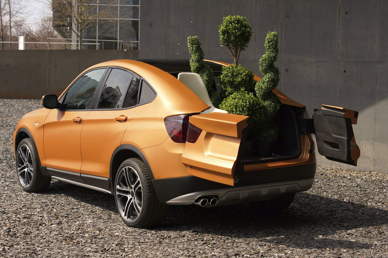 BMW Deep Orange 4 Concept
