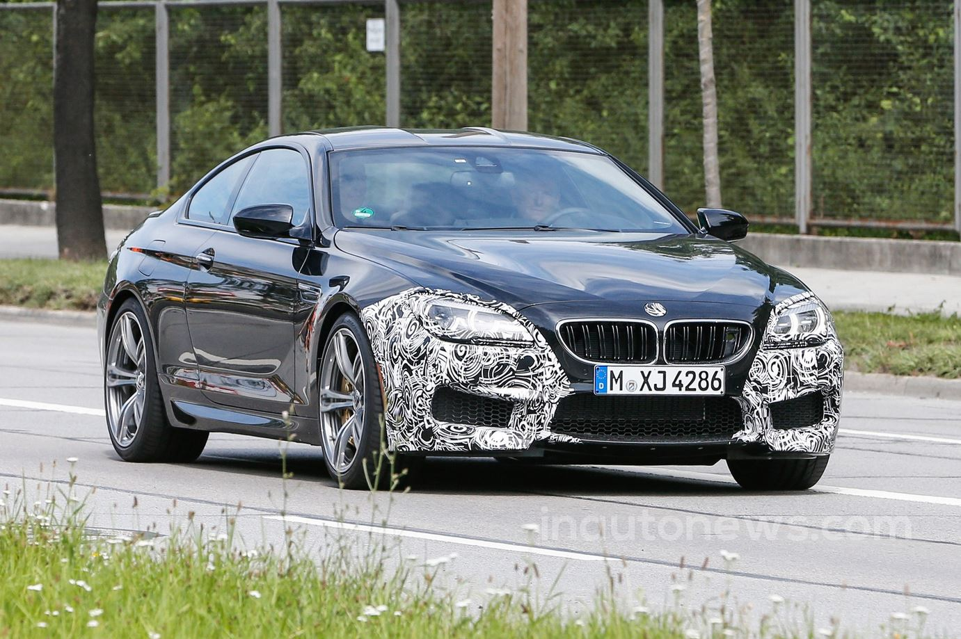 BMW M6 Facelift