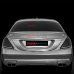 Mercedes Benz S-Class Pullman