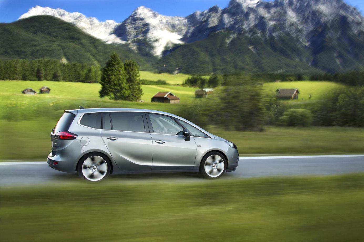 Opel Zafira Tourer 1.6 ecoFLEX