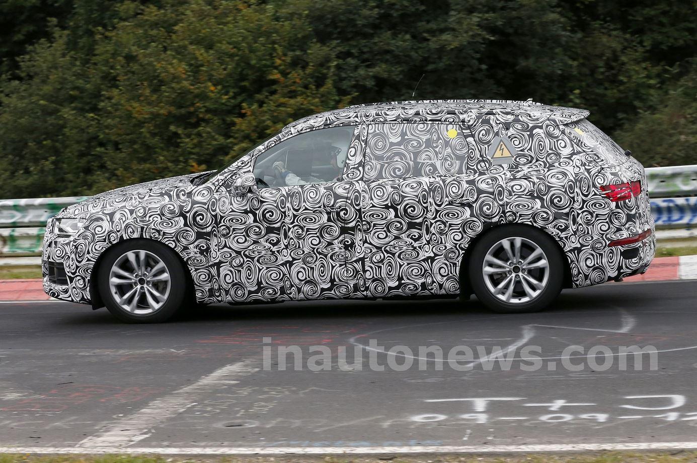 2016 Audi Q7 plug-in hybrid