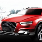 Audi Q3 - rendering