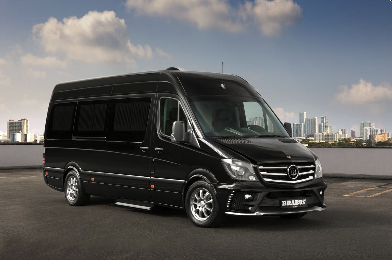 Brabus Business Lounge Concept