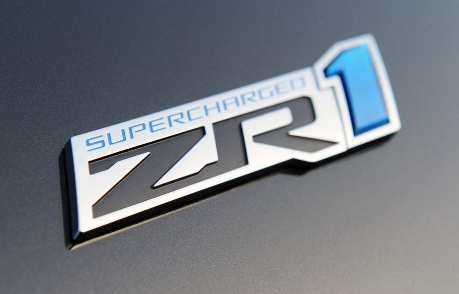 Chevrolet Corvette ZR1 logo