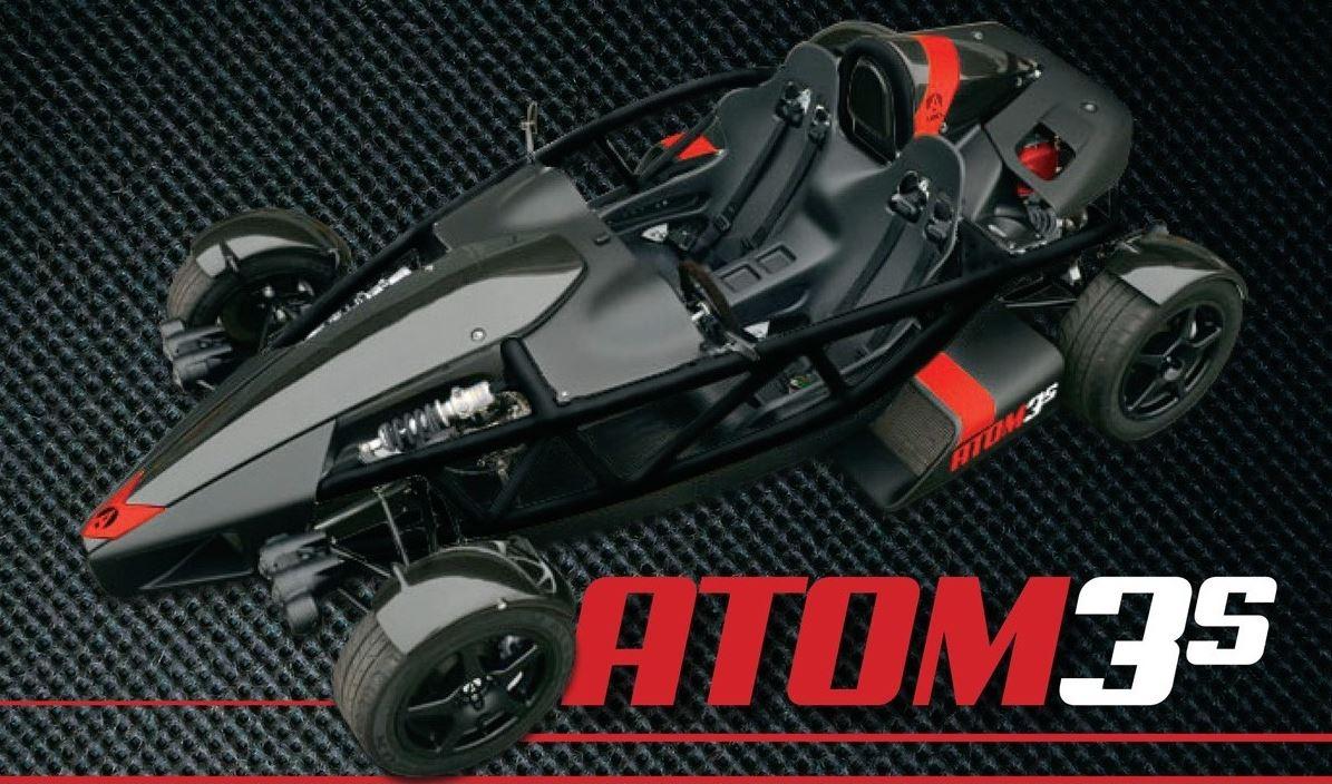2015 Ariel Atom 3S