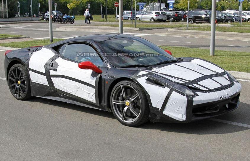 2015  Ferrari 458 M