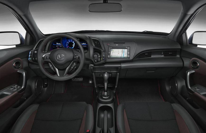 2015 MYCR-Z Honda