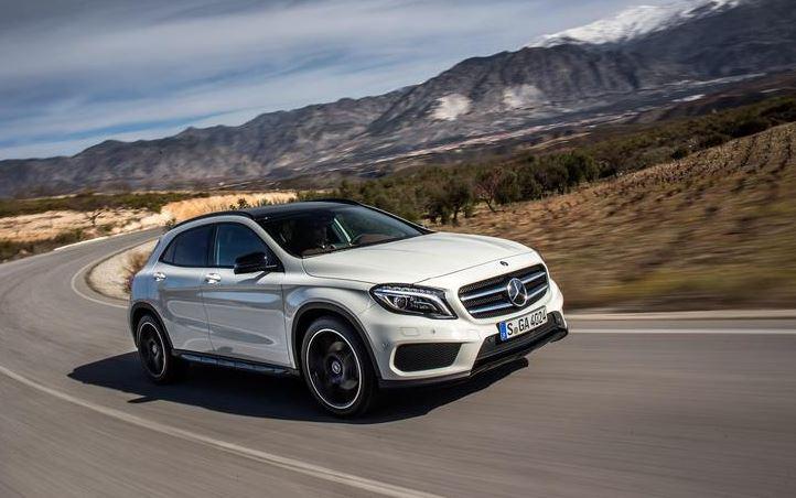 2015 Mercedes - Benz GLA