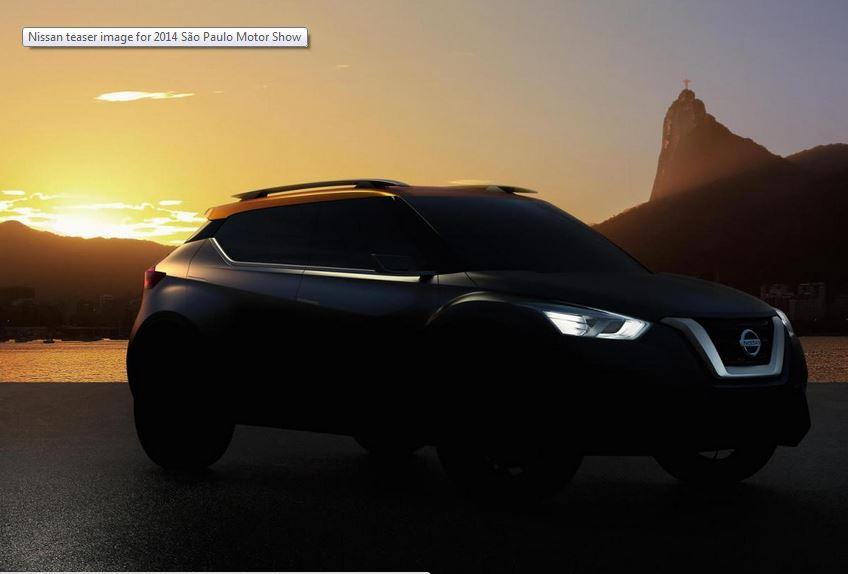 2015 Nissan teaser image