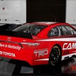 2015 Toyota Camry NASCAR Race Car