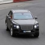 2016 Bentley crossover