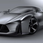 2017 Nissan GT-R Hybrid