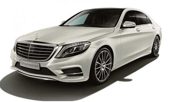 Mercedes S 550 Premium sports Edition