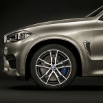 2015 BMW X5 M and BMW X6 M