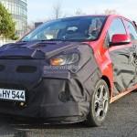 2015 Kia Picanto Facelift