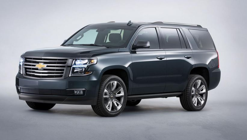 Chevrolet Tahoe Outdoors Premium Concept