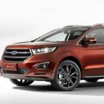Ford seven-seat Edge