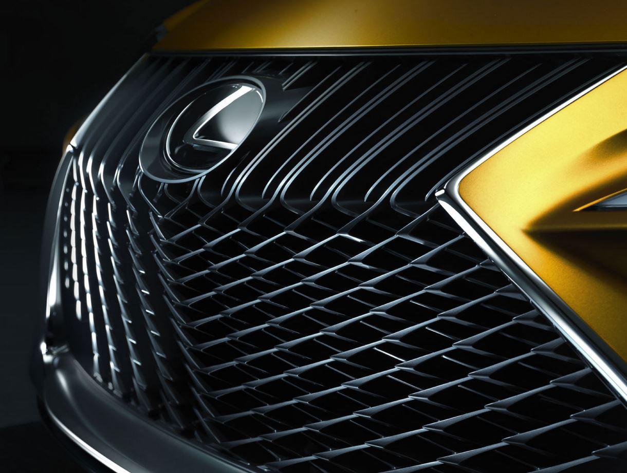 Lexus LF-C2 Concept teaser