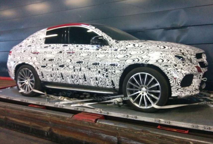 Mercedes MLC AMG