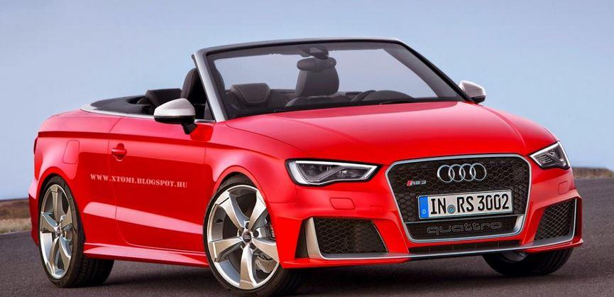 Audi RS3 Cabriolet