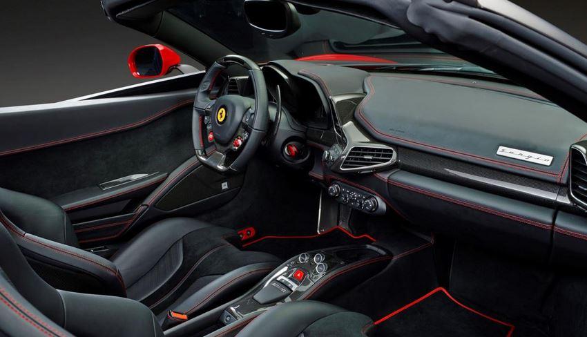 Ferrari Pinifarina Sergio