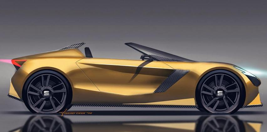 Seat Roadster concept