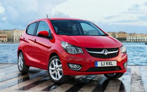 Opel Karl  Vauxhall Viva