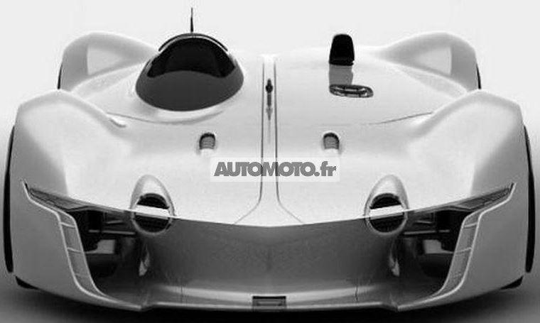 Renault Alpine Vision Gran Turismo