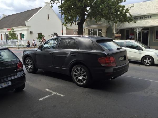 2016 Bentley Bentayga