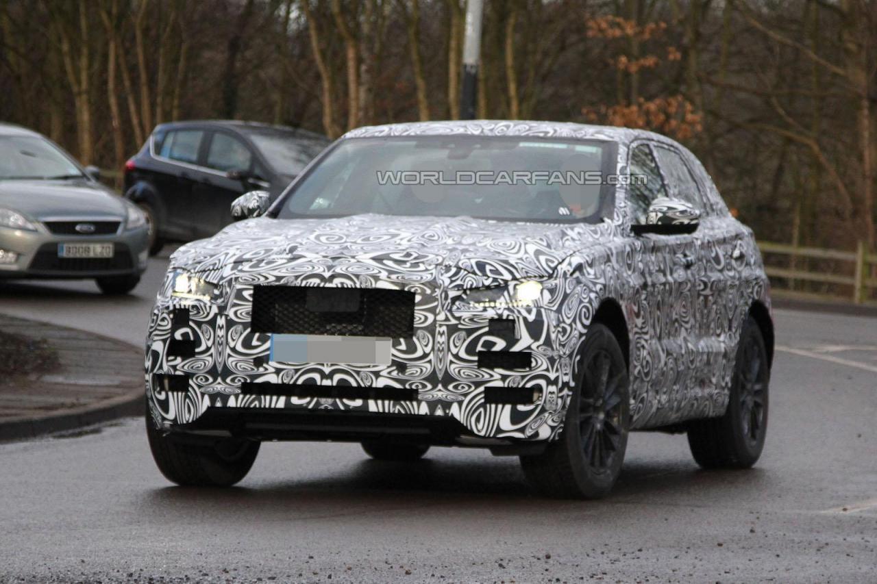 2016 Jaguar Electric Car