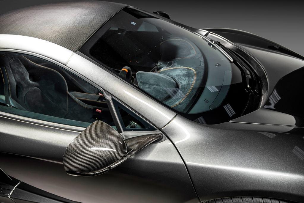 McLaren 650S Project Kilo
