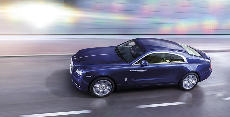 Rolls - Royce Wraith