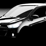 2016 Chevrolet Spark teaser