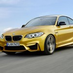 BMW M2 Coupe Rendered