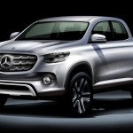 Mercedes Pickup truck Concept