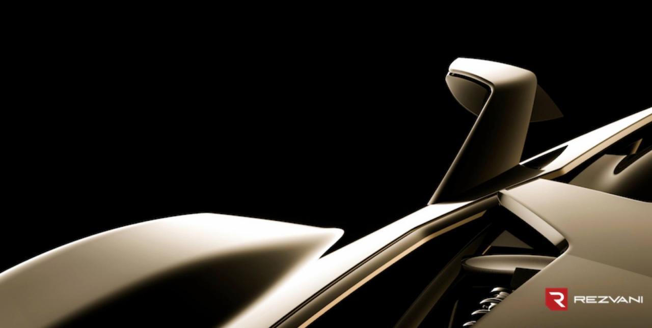 Rezvani Motors Beast teaser